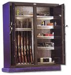 FORTRESS DOUBLE DOOR GUN SAFE