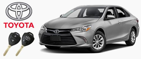 Toyota Car Keys Car Key Replacement Car Locksmith Services In Nyc