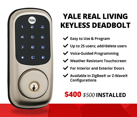 Yale Real Living SALE
