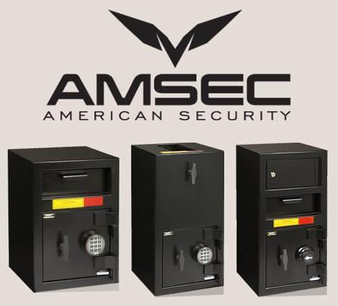 amsec depository safes