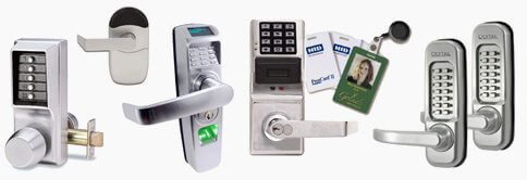 commercial keyless