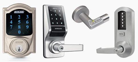 Keyless Entry Systems & Keyless Entry Systems in New York - Keyless Door Locks