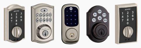 Keyless Entry Systems In New York Keyless Door Locks